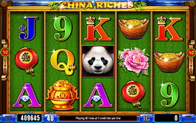 China Riches Progressive